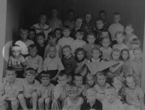 1959 – Комсомольск-на Амуре, пионерский лагерь им. О. Кошевого