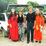 2003 – в дороге