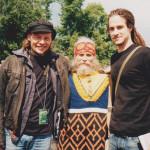 2008 – Фестиваль Крапивы, с музыкантами «Dectera Lugh»